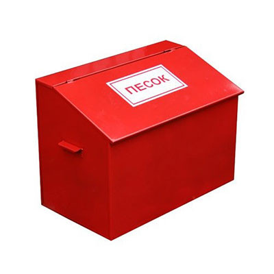 Ящик для песка ЯП-0,1 разборный