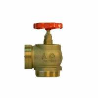 Клапан КПЛМ ДУ-50 (90 гр.) Угловой