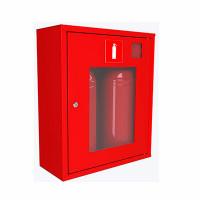 Шкаф металлический для огнетушителя ШПО-113