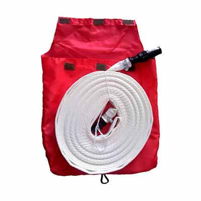 Рукав Пожарный УВП Внутриквартирный с сумкой ПВХ